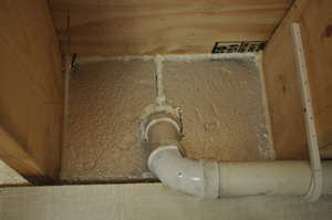Basement Insulation Rim Joists in Michigan City